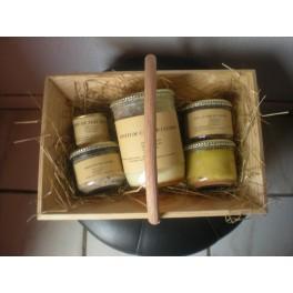 Baquet à Vendange Garni Spécial Canard / Coffret Cadeau