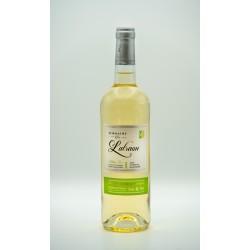 Vin blanc sec de pays des côtes de gascogne
