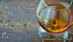 Armagnac-Produits du terroir gersois : Armagnac, Floc Vin